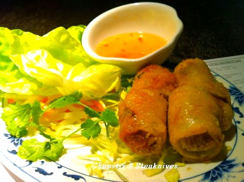 Imperial spring roll