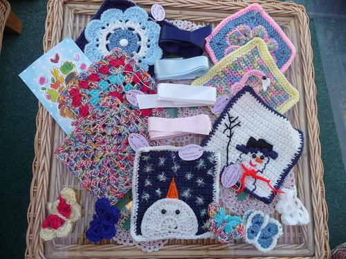 Fiona (Netherlands) Your Squares have arrived today! Thank you!