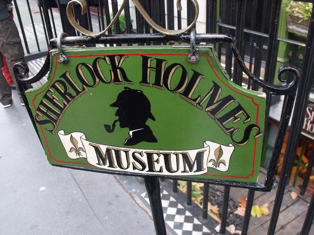 221b Baker Street Museum 221b Baker Street London