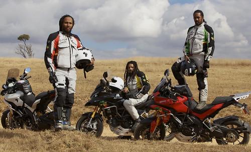 Marley's Africa Road Trip