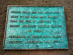 Photo of Bronze plaque number 9305