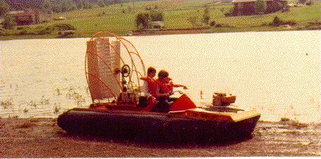 Esterle Hovercraft