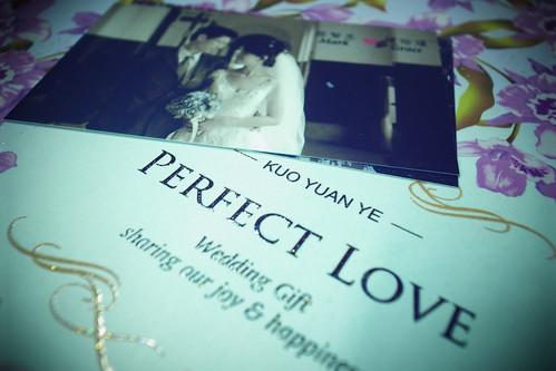 5/365。PERFECT LOVE