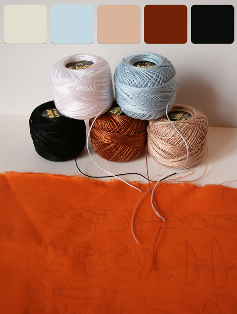 sew on orange 3