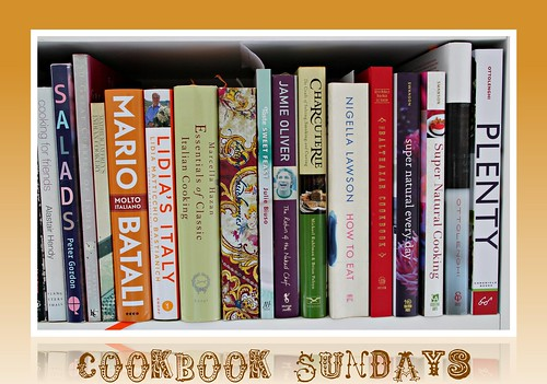 Cookbook Sundays Badge