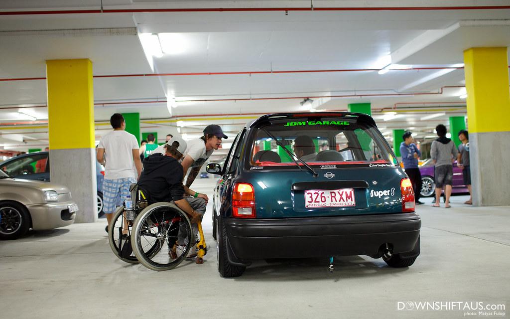 JDM x Downshift December 2011