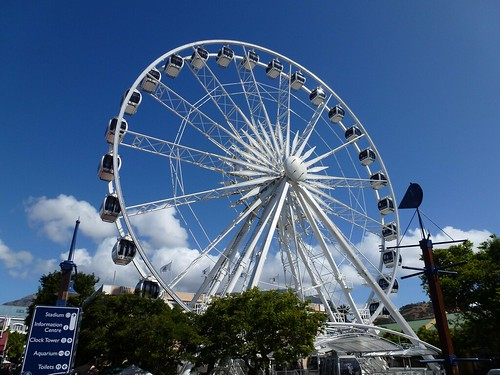 V & A Waterfront - wheel 1