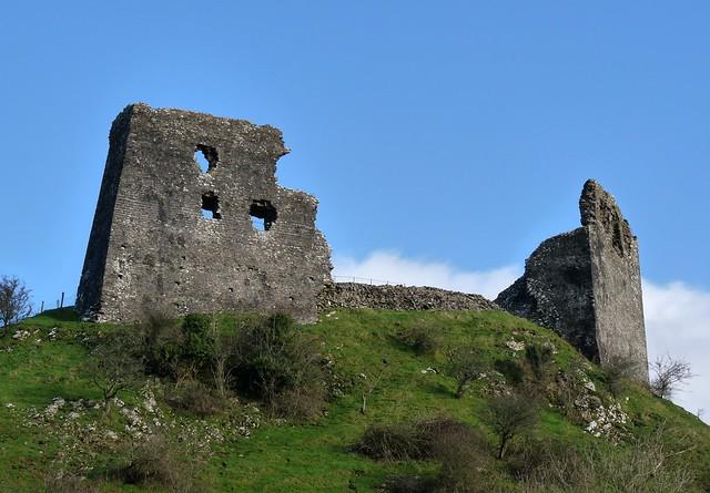 25388 - Dryslwyn Castle