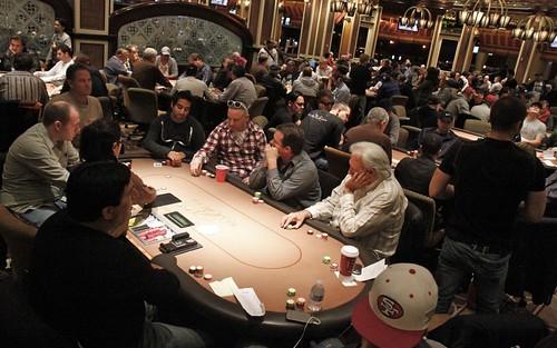 Bellagio Poker Room Profiel