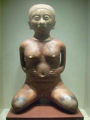 Mujer Pre-clásico