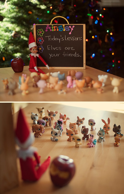 Elves Are Your Friends Elf on the Shelf. Click for more ideas! #elfontheshelf