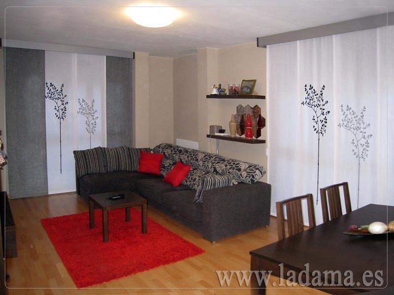 Fotos de cortinas instaladas en ambientes - Estores cocina modernos ...