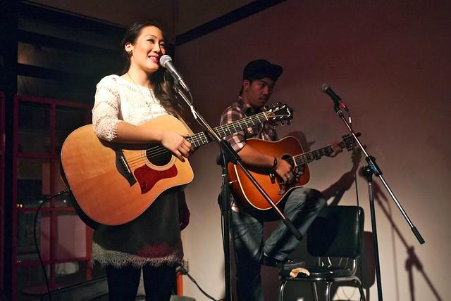Kristie Yung Live | Café Montmartre