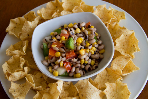 Black-eyed Pea Salsa - 4