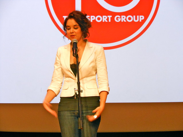 Header of Alexandra Silber