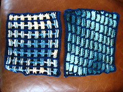 Ballband dishcloths, own design