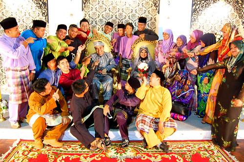 Ajim's wedding