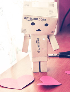 180/365 - Danbo, Who Owns My Heart?