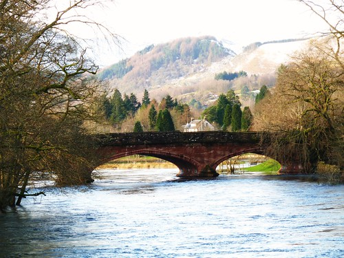 Bridge over River Teith, Callander