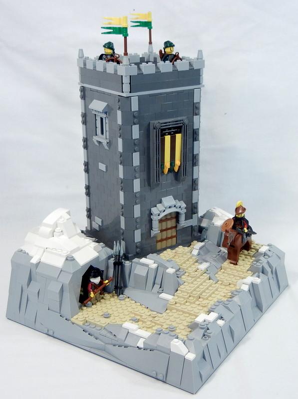 Syalir Peak Watchtower