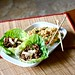 asian lettuce wraps w/ fried rice 2