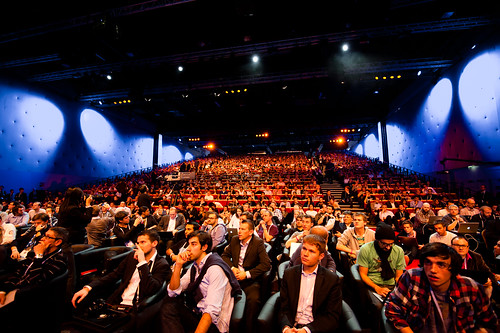 Audience @ LeWeb 11 Les Docks-9319