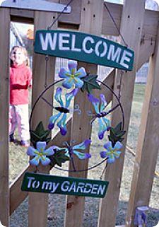 Gillingham Day Nursery Garden