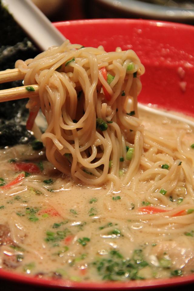 Thick Ramen Noodles