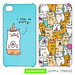 iconemesis iPhone cases by gemma correll