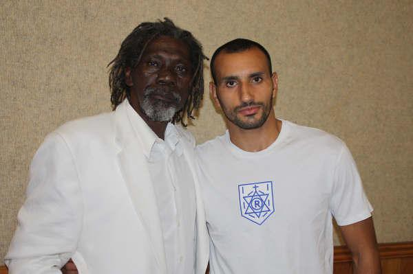 Varal with Mestre Onça Negra, 2008.