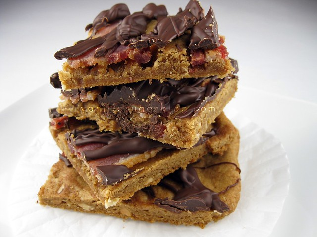 pb & bacon chocolate bark 4