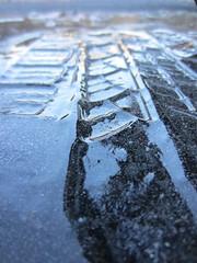 treads on thin ice