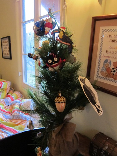 Ezra and Finn's Christmas tree