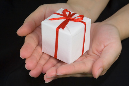 ajándék gyereknevelés