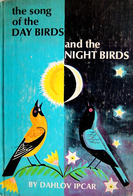 book cover of the song of the day birds and the night bird flickr photo sharing. Black Bedroom Furniture Sets. Home Design Ideas