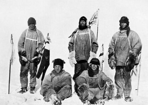 Expedición británica al Polo Sur