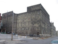 Pabst brewery (Milwaukee, WI)