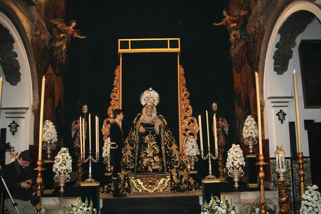 Besamanos de Nuestra Señora de las Tristezas 2