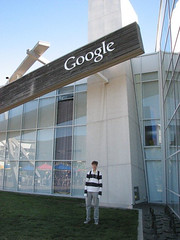 Google HQ (by: Dmitri Alekseenko, creative commons license)