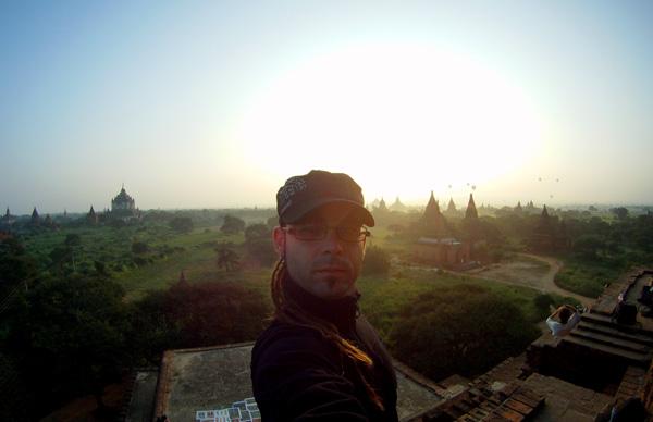 En Bagan...