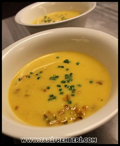 balkabağı çorbası 2