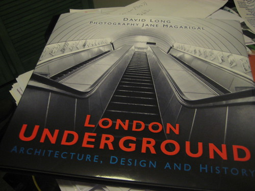 London Underground - Architecture, Design and History by David Long & Jane Magarigal
