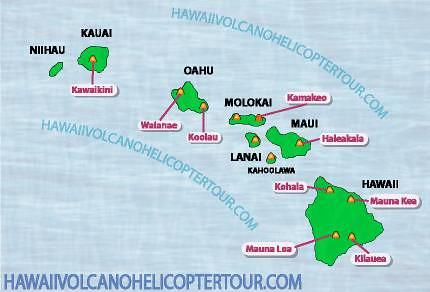 Hawaii Volcano Map Eric Fab0808 Flickr