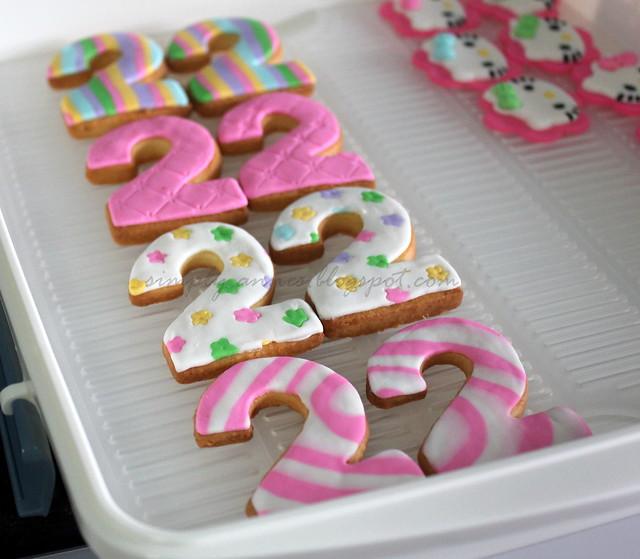 No 2 cookies