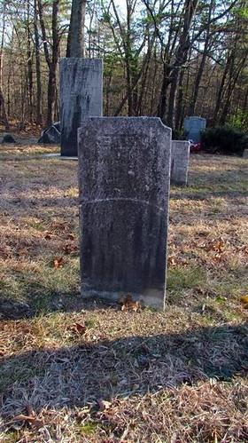 Hyde Gravestone by midgefrazel