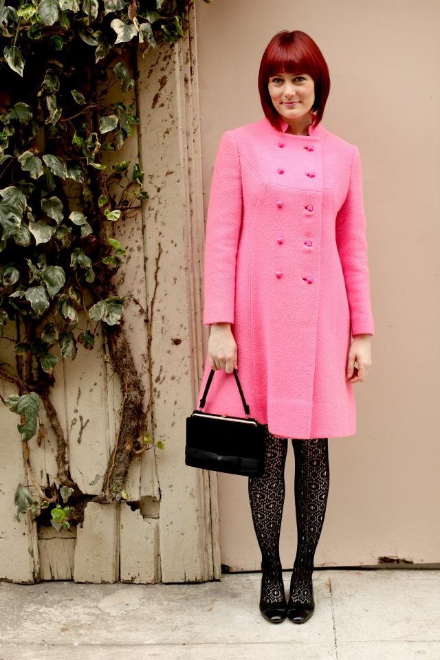pink coat 1