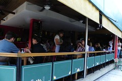 Cafe scene in Guadalajara\'s Providencia district