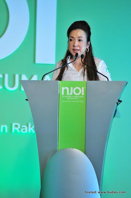 Dato' Rohana Rozhan, Chief Executive Officer of Astro