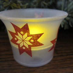 Iron Craft Challenge #51 - Candles