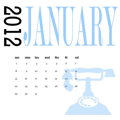 6545341095 e47b88e59a Magazine Monday: New Year, New FREE Calendar!